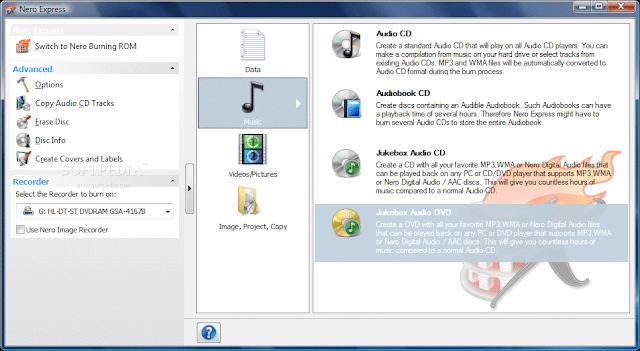 Download Software Nero v8 2017 Full Version - Kumplit Software