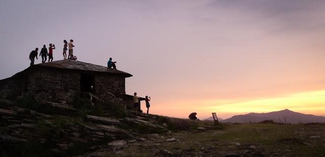 Brasil, minas gerais, são Thomé das letras, ano novo, Nikon d5000, viagem, férias, piramide, por do sol