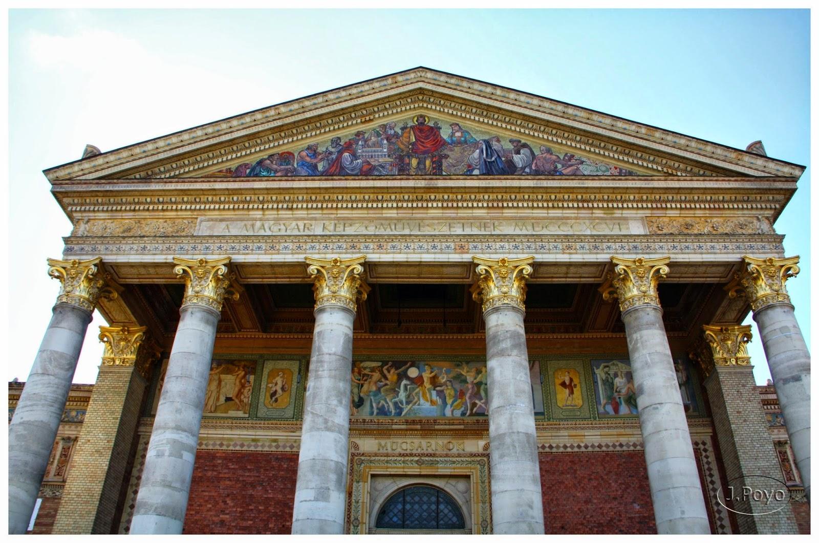 Museo de Arte de Budapest