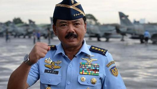 Panglima TNI Minta Jangan Pernah Remehkan Kekuatan Militer Indonesia
