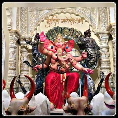 raja tejukaya cha raja - Mumbai ganpati images 2016 Mumbai Ganesh Chaturthi images 2016