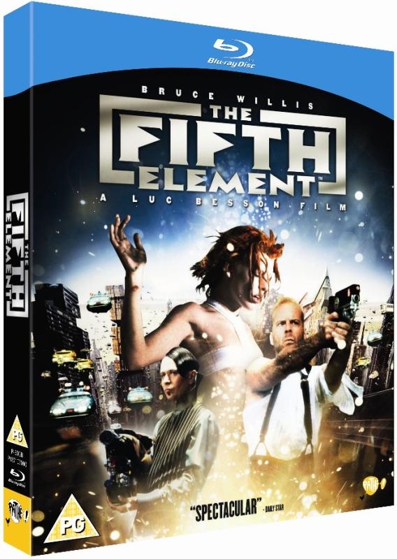 The Fifth Element รหัส 5คนอึดทะลุโลก [HD][พากย์ไทย]