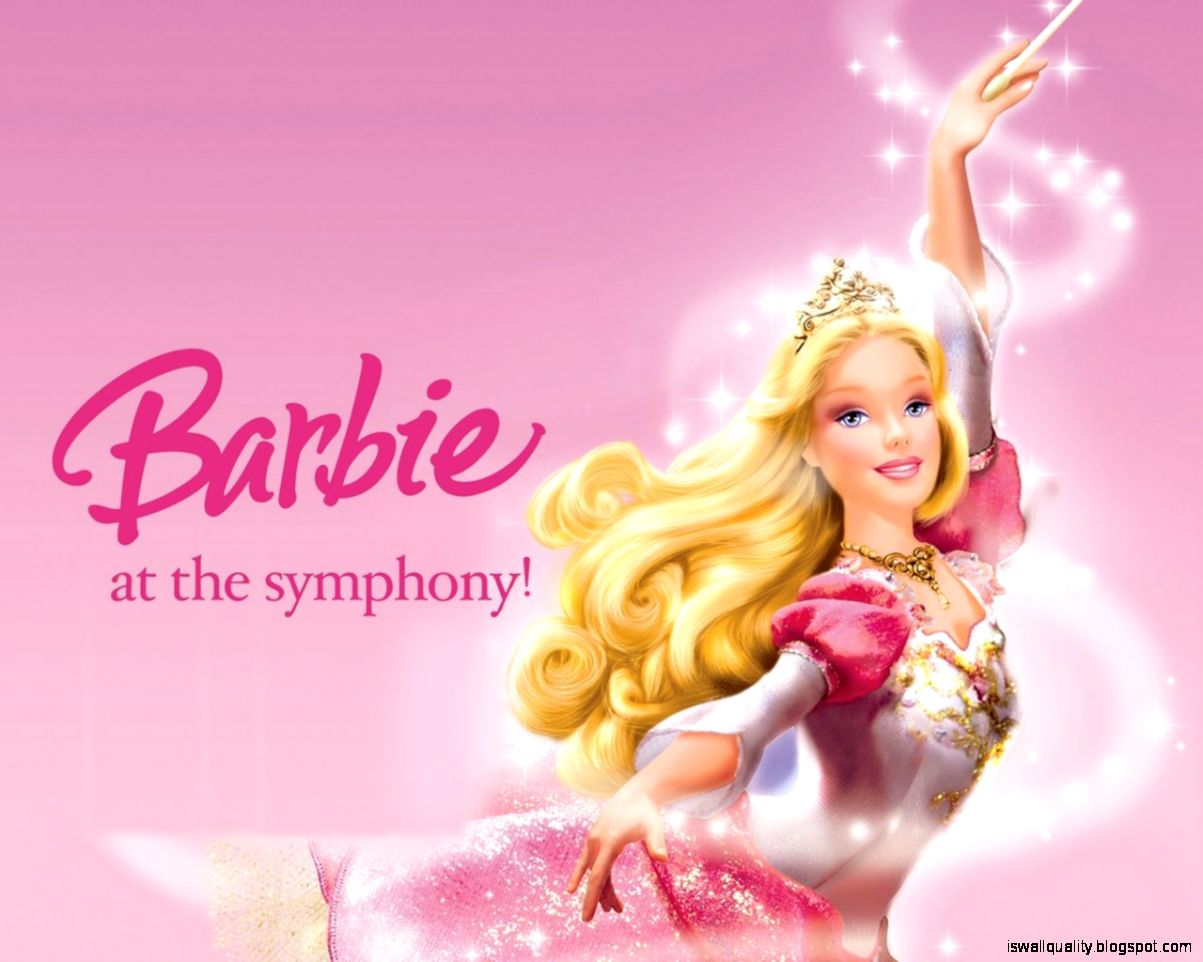 Princess Barbie Wallpaper Hd Wallpapers Quality