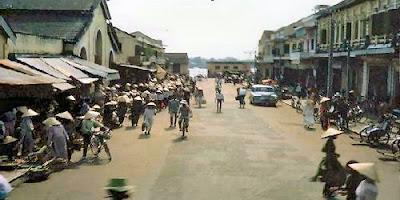 Chợ Hàn Đà Nẵng Xưa và Nay