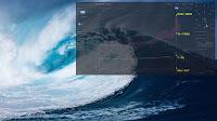 izmjeren rekordni val na Jadranu slike otok Brač Online