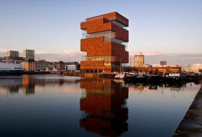 Museum Aan De Stroom, Belgia