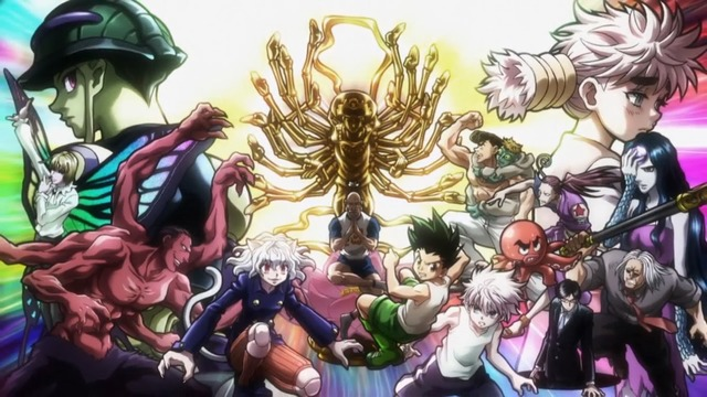 Hunter X Hunter Subtitle Indonesia