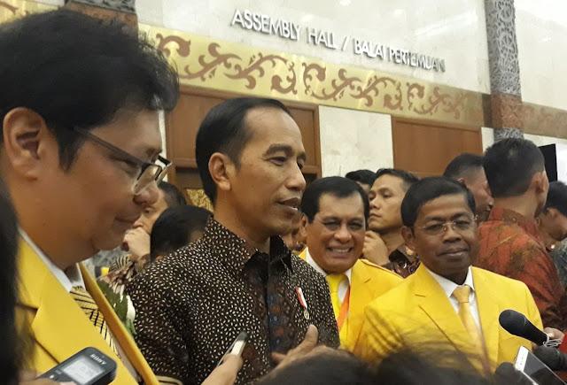 Bela Jokowi, Golkar Nilai Kritikan Media Asing Tak Berdasar