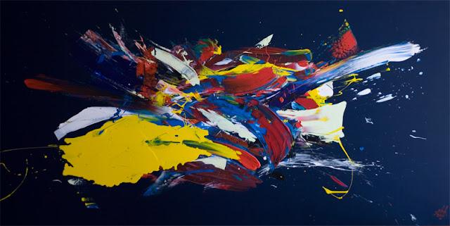 peinture artiste peintre jean baptiste bordeaux abstraction