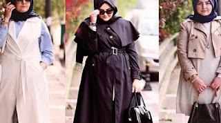 pakaian muslim wanita gemuk