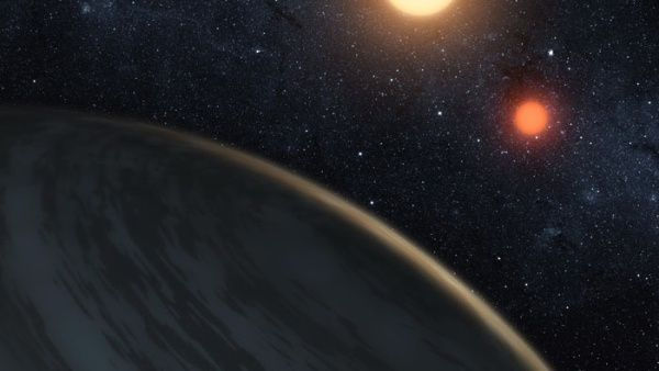 Descubren posible objeto invisible del tamaño de Marte