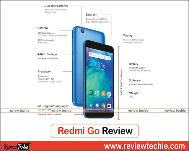 Redmi Go Review