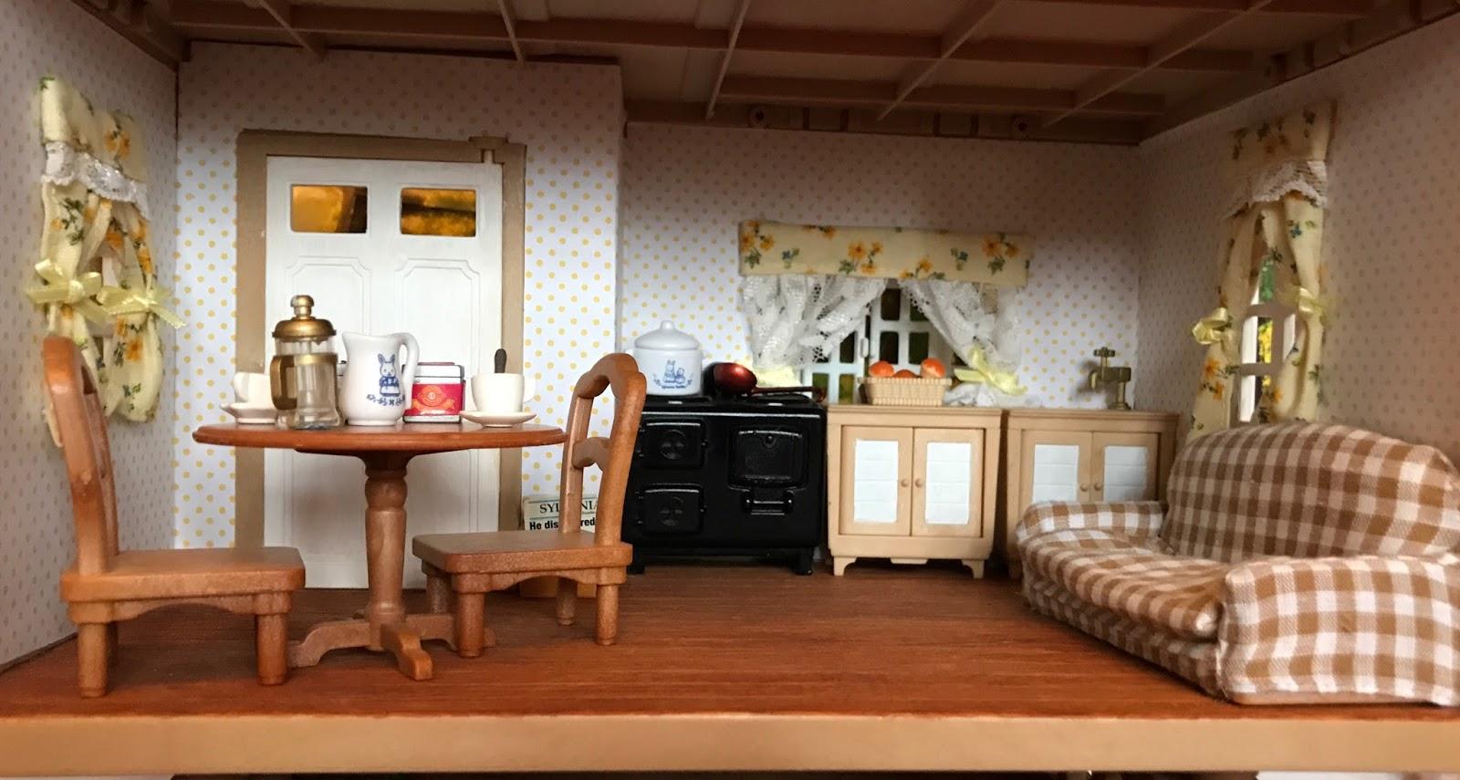 Lilys Sylvanian Families Blog