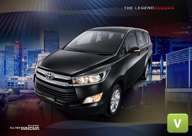 Harga Toyota All New Kijang Innova Grand Avanza Pakai Premium Spesifikasi Dan Tipe V