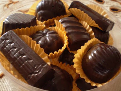 Kue Nastar Cokelat Spesial Lebaran