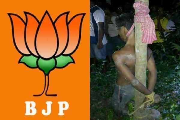 bjp-booth-president-soumitra-ghoshal-killed-in-south-24-pardana-bengal