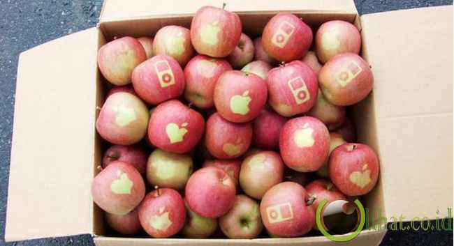Apel bermerk Apple