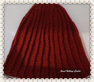 crochet headwear,reversible beanie, men cap