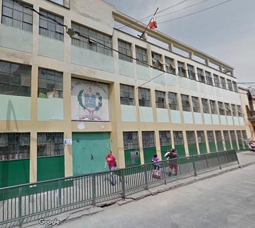Escuela 3021 SAN JUAN MACIAS - Rimac