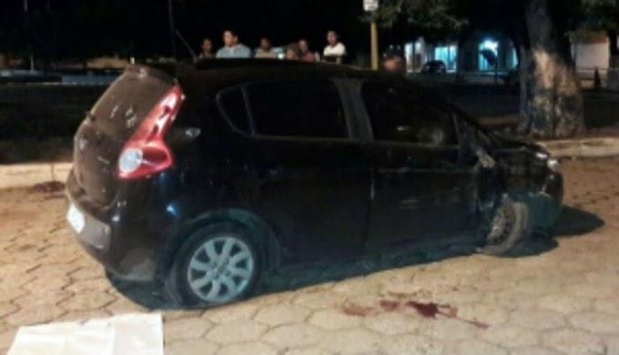 Tragédia em Balsas: perseguição policial a carro com jovens tem uma vítima baleada e um óbito