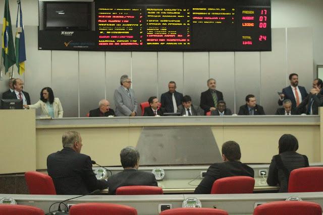 Juíza suspende indenizações extras a deputados estaduais aprovadas pela ALE-RO
