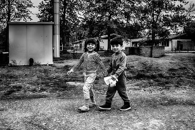 Belgrade, refugees,