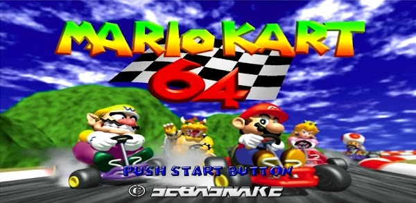 MARIO KART 64 (No Need Emulator) APK