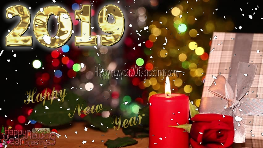 Happy New Year 2019 Images HD 1080p - New Year 2019 Ultra HD 4K ...
