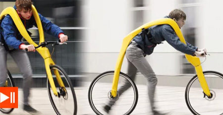 A Bike Without Pedals Unveiled