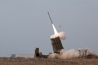 air-defence-system-test-fired