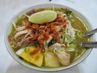 Resep Soto Ayam Spesial Enak