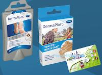 Logo Con Dermaplast ricevi come premio sicuro 1 anno di ingressi gratuiti ai migliori parchi divertimento!