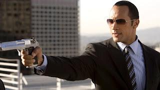 World's highest grossing actors the Rock Dwayne Johnson