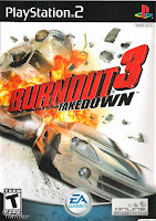 Burnout 3: Takedown PS2