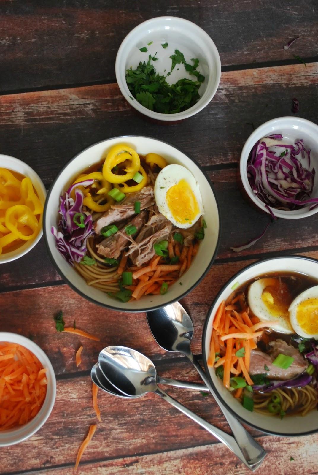 how to cook pork for ramen
