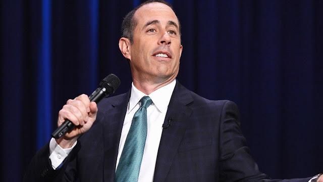 Agama  Jerry Seinfeld
