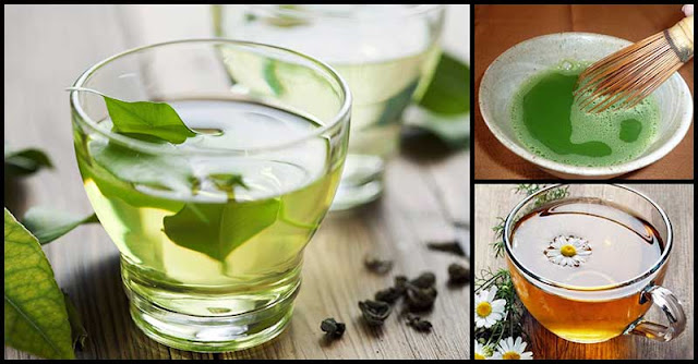 Herbal Teas That May Help With Acne And Other Skin Problems