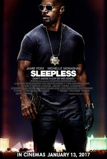 "Jamie Foxx Takes on Drug Lord, Corrupt Cops in ""Sleepless"" Movie"