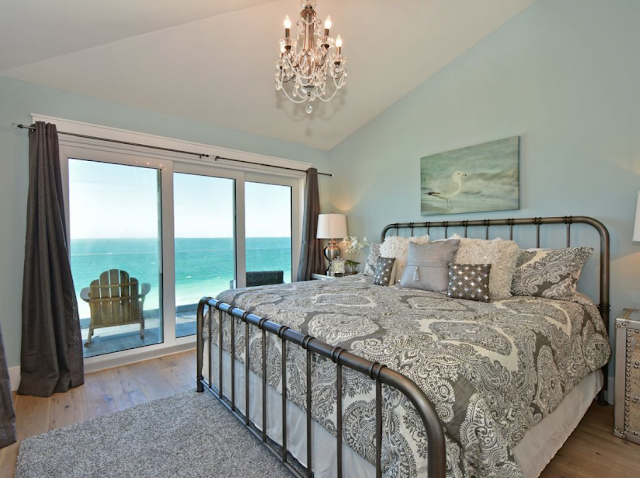 Sundays By The Shore-Anna Maria Island-Beach Rental-Bedroom-Ocean Front-From My Front Porch To Yours