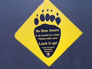 Be Grizzly Bear Aware