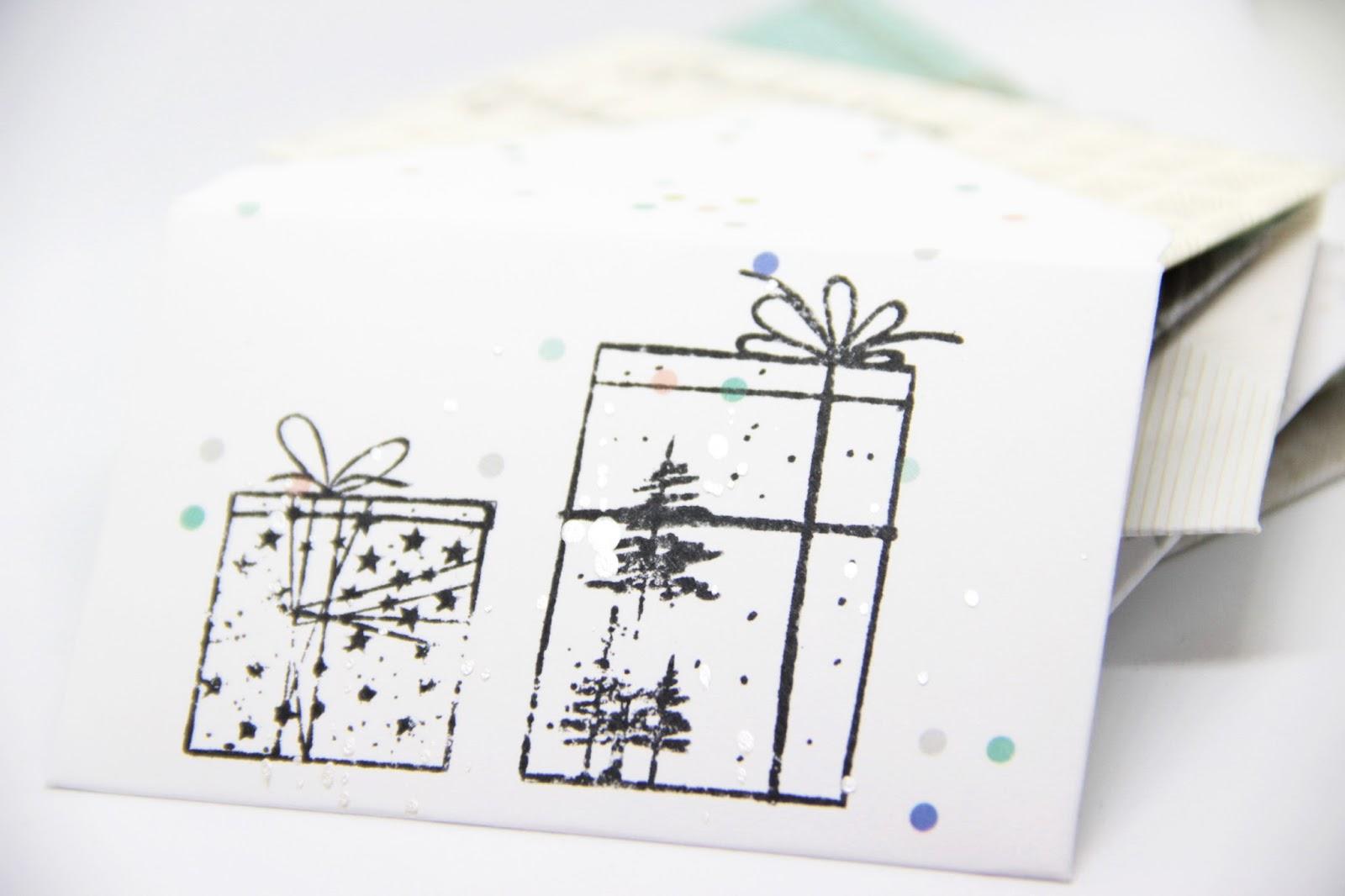 papierliebe kleine botschaften weihnachten ist nicht. Black Bedroom Furniture Sets. Home Design Ideas