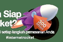 Layanan Internet di Kota Harapan Indah