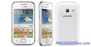 Spesifikasi dan Harga Samsung Galaxy Ace Duos S6802 Terbaru
