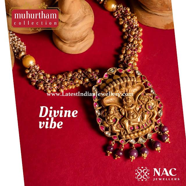 Divine Krishna Haram from Nac