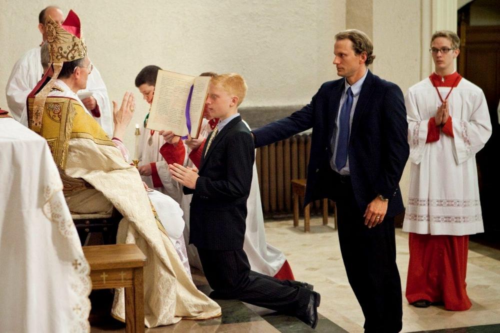 A Catholic Life: 58 Confirmed in Kansas City SSPX Ceremonies