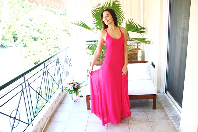 Katerina Kainourgiou Lynne φορέματα