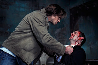 "Recap/review of Supernatural 5x20 ""The Devil You Know"" by freshfromthe.com"
