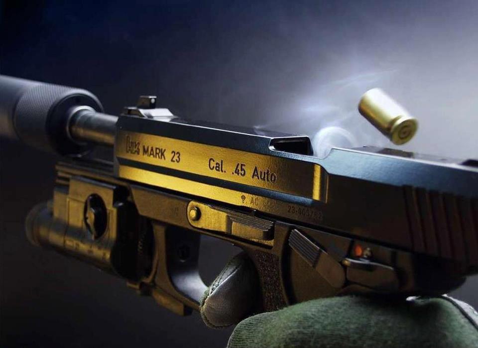La pistola ofensiva (I PARTE)