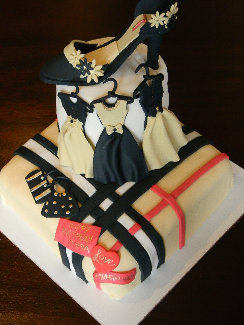 Nabeela S Bakeshop Burberry Surprise