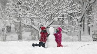 Γιατί όλα μοιάζουν πιο ήσυχα όταν χιονίζει